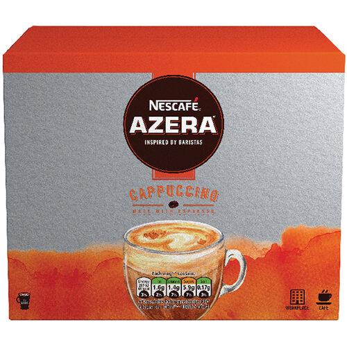 Nescafe Azera Cappuccino Sachets Pack of 35 12366624