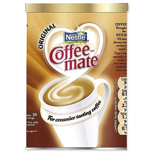 Nestle Coffee-Mate Original Coffee Creamer 1kg Tub Pack of 1 12057675