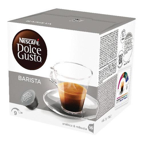 Nescafe Dolce Gusto Espresso Barista Capsules Pack of 48 12178386
