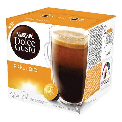 Nescafe Dolce Gusto Preludio Capsules Pack of 48 12320192