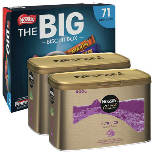 Alta Rica 500g Buy 2 Get FOC Big Biscuit Box