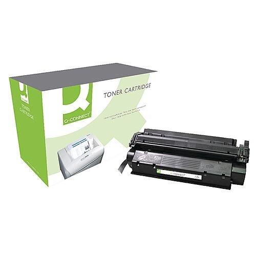 HP 96A Black Compatible Laser Toner Cartridge C4096A Q-Connect