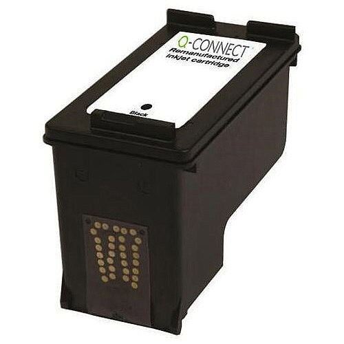 HP No 339XL Compatible Black High Capacity Inkjet Cartridge C8767EE Q-Connect