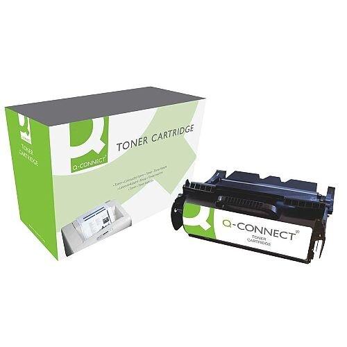 Lexmark E260A21E Compatible Black Toner Cartridge Q-Connect