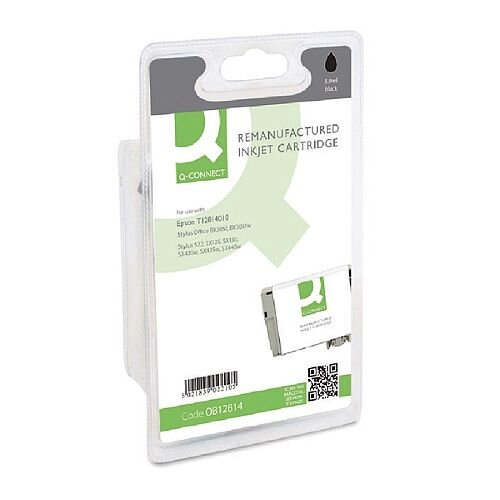 epson t1281 compatible black fox series inkjet cartridge. Black Bedroom Furniture Sets. Home Design Ideas