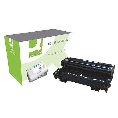 Brother DR-6000 Compatible Black Laser Drum Unit DR6000 Q-Connect