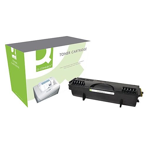 Brother TN7600 Compatible Black Toner Cartridge Q-Connect