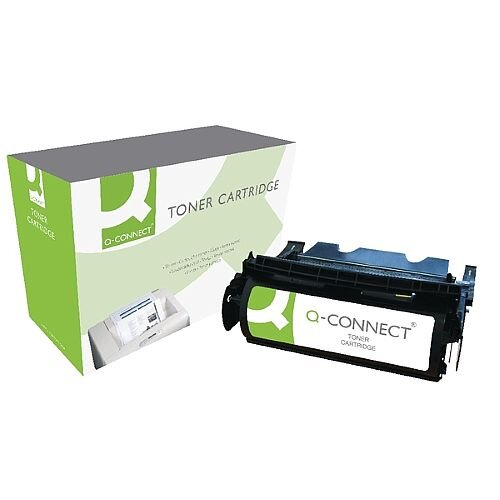 Lexmark 12A7362 Compatible Black High Capacity Toner Cartridge Q-Connect