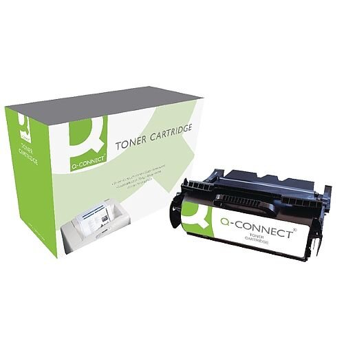 Lexmark 64016HE Compatible Black High Capacity Toner Cartridge Q-Connect