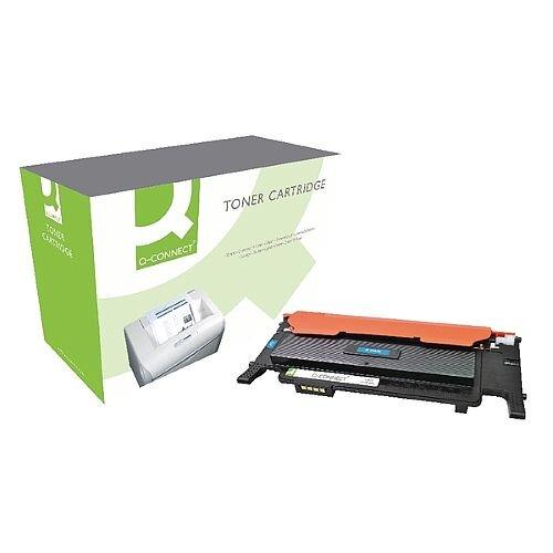 Samsung C4072 Compatible Cyan Toner Cartridge CLT-C4072S/ELS Q-Connect