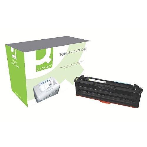 Samsung C506L Compatible Cyan High Capacity Toner Cartridge CLT-C506L/ELS Q-Connect