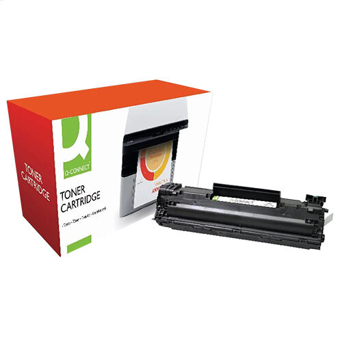 Compatible HP 35A Black Toner Cartridge CB435A
