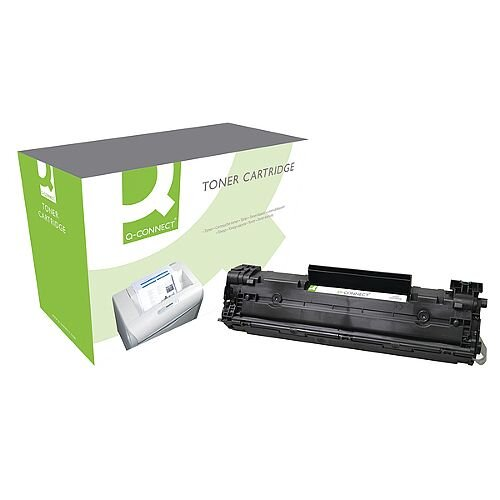 HP 78A Compatible Black LaserJet Toner Cartridge CE278A Q-Connect