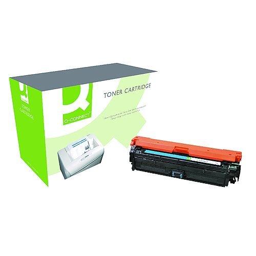 Q-Connect HP 651A Toner Cartridge CE341A Cyan CE341A-COMP