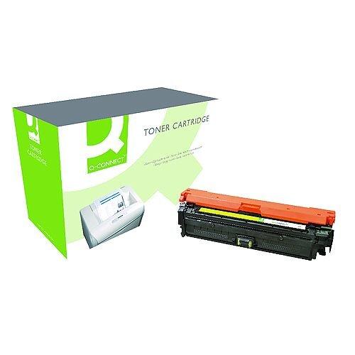 Q-Connect HP 651A Toner Cartridge CE342A Yellow CE342A-COMP