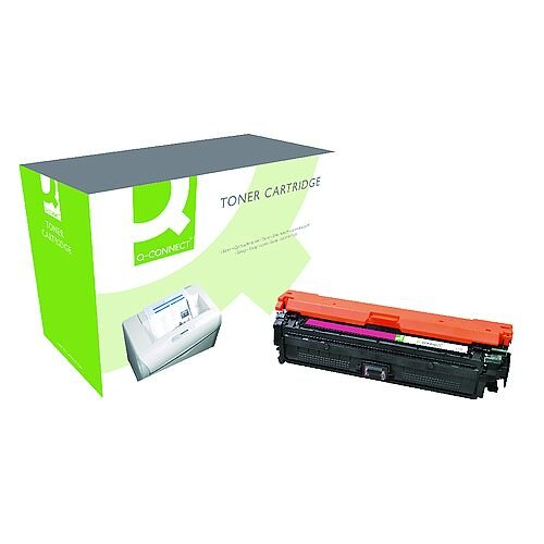 Q-Connect HP 651A Toner Cartridge CE343A Magenta CE343A-COMP