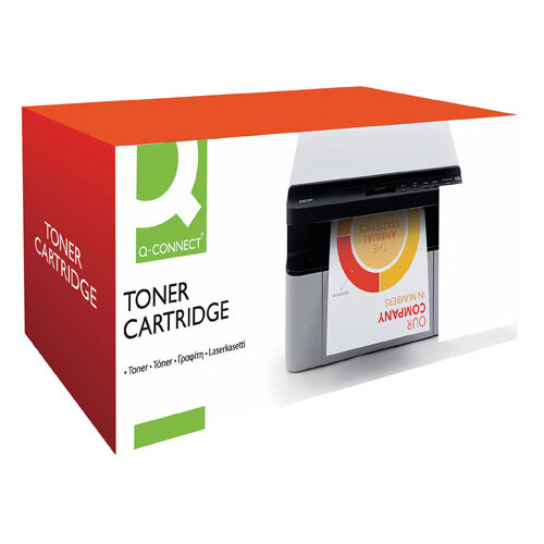 Q-Connect HP CF244A Black Compatible Toner Cartridge CF244A-COMP PL
