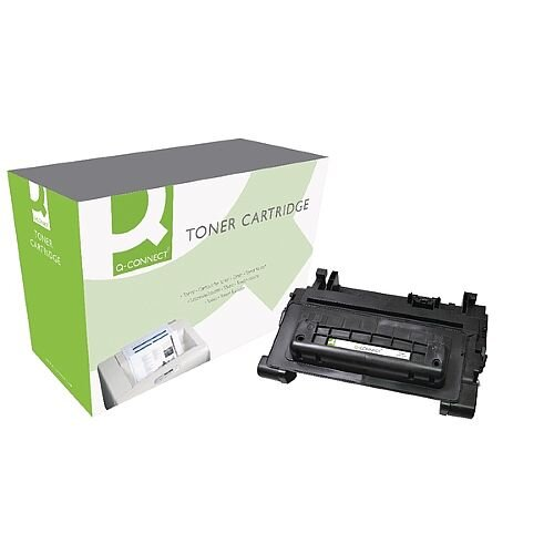 HP 81A Compatible Black Toner Cartridge CF281A Q-Connect