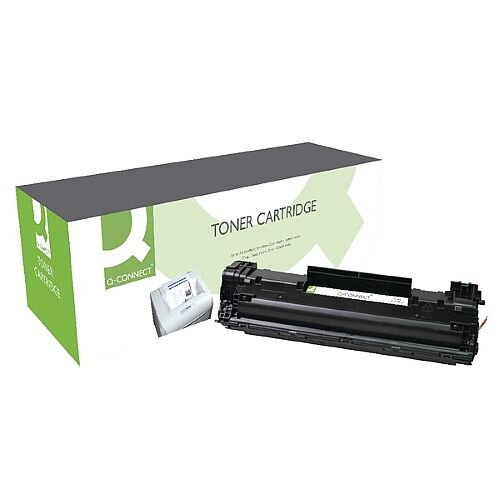 HP 83A Compatible Black Toner Cartridge CF283A Q-Connect