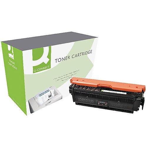 HP 508X Compatible Magenta Toner Cartridge Q-Connect CF363X