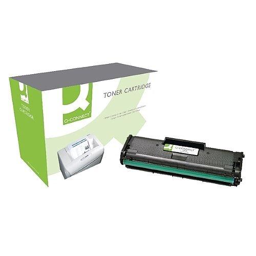 Samsung 101 Compatible Black Toner Cartridge MLT-D101S/ELS Q-Connect