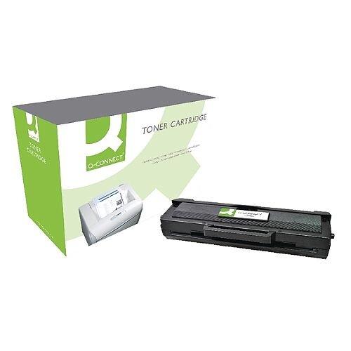 Samsung D1042S Compatible Black Toner Cartridge MLT-D1042S/ELS Q-Connect