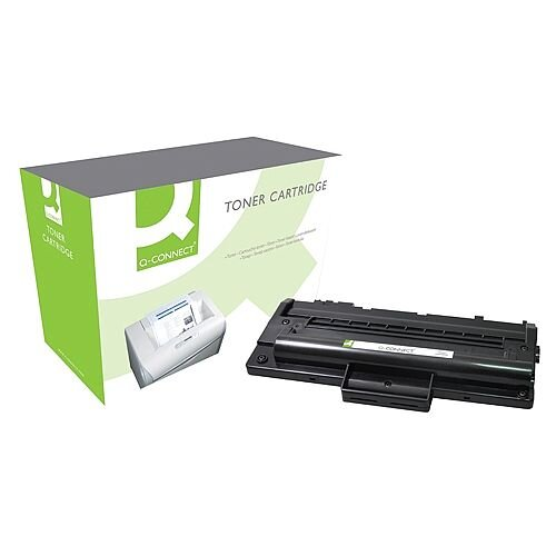 Samsung 1082 Compatible Black Toner Cartridge MLT-D1082S/ELS Q-Connect