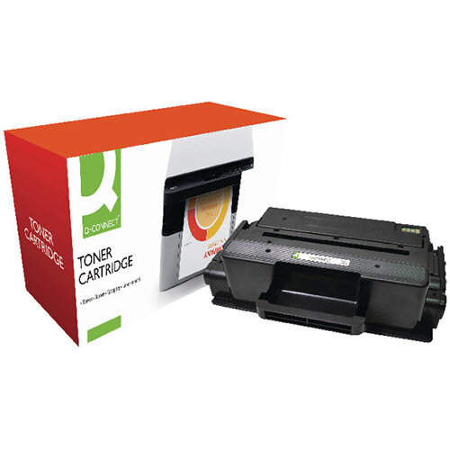 Q-Connect Samsung MLT-D203E Black Toner Cartridge Extra High Yield MLT-D203E+COMP