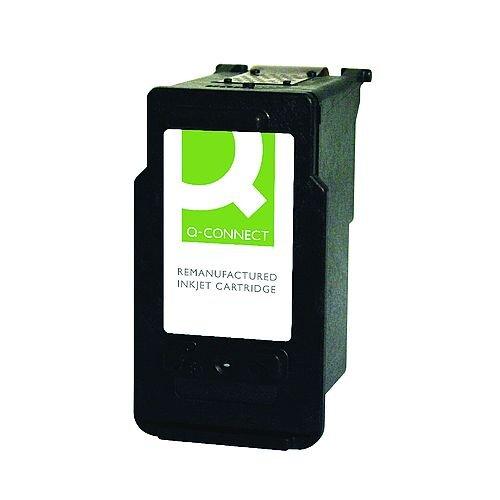 Q-Connect HP 300XL D8J43AE Ink Cartridges Black Pack of 2 D8J43AE-COMP