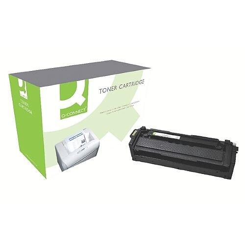Samsung K506L Compatible Black High Capacity Toner Cartridge CLT-K506L/ELS Q-Connect