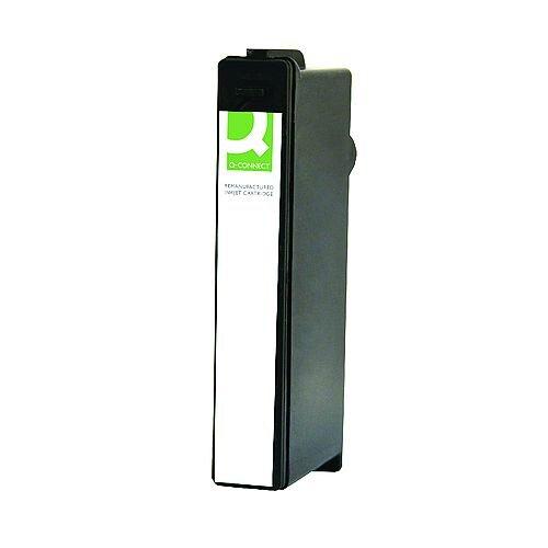 Q-Connect Canon PGI-550 Ink Cartridge Multipack Black Colour Pack of 4 PGI550XLPGBK-COMP