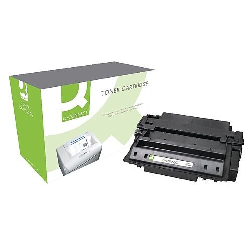 HP 51A Compatible Black LaserJet Toner Cartridge Q7551A Q-Connect