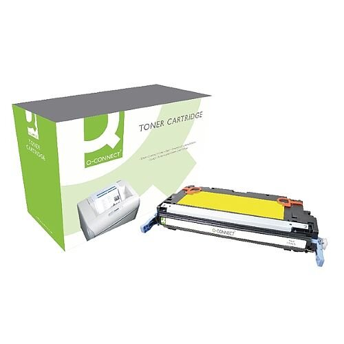 HP 503A Compatible Yellow Laser Toner Cartridge Q7582A Q-Connect