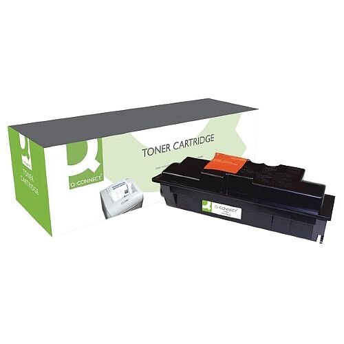 Kyocera TK-120 Compatible Black Toner Cartridge Q-Connect