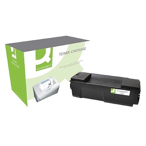 Kyocera TK-55 Compatible Black High Capacity Toner Cartridge Q-Connect