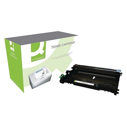 Brother TN-2110 Compatible Black Toner Cartridge TN2110 Q-Connect