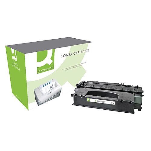 Brother TN3280 Compatible Black High Yield Toner Cartridge Q-Connect