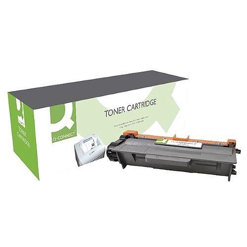 Brother TN-3330 Compatible Black Toner Cartridge TN3330 Q-Connect