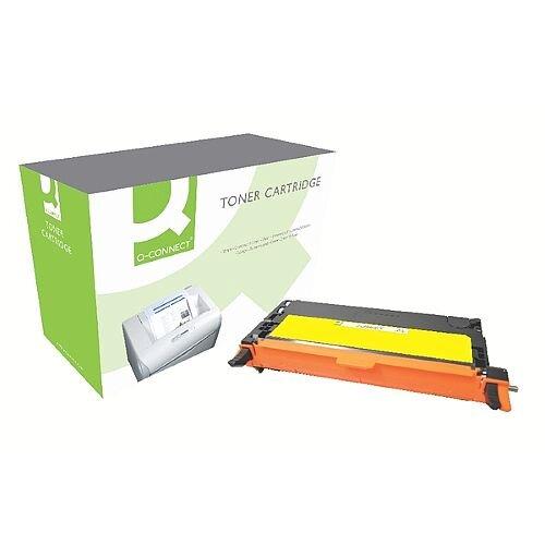Samsung Y406 Compatible Yellow Toner Cartridge CLT-Y406S/ELS Q-Connect