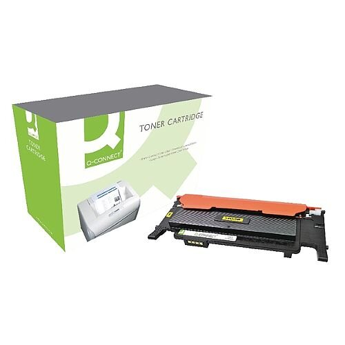 Samsung Y4072 Compatible Yellow Toner Cartridge CLT-Y4072S/ELS Q-Connect