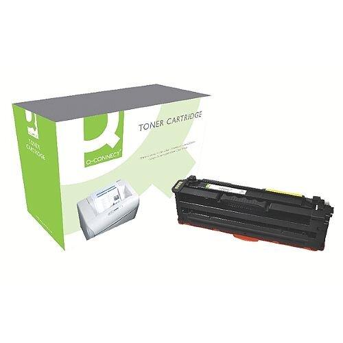 Samsung Y506L Compatible Yellow High Capacity Toner Cartridge CLT-Y506L/ELS Q-Connect