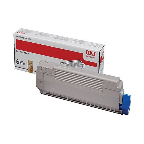OKI 44059254 Magenta Toner Cartridge