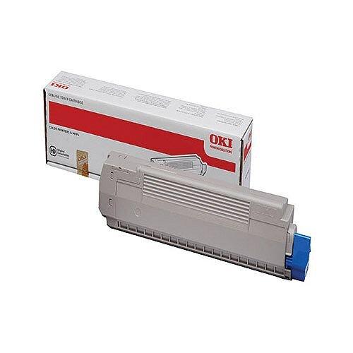 OKI 44059256 Black Toner Cartridge