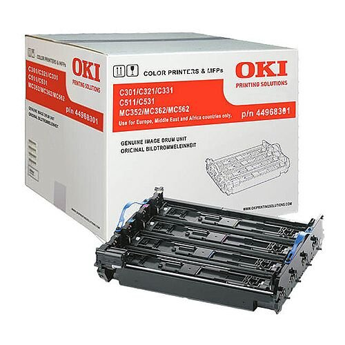 Oki C301/321/331/511/MC352 Imaging Unit 44968301