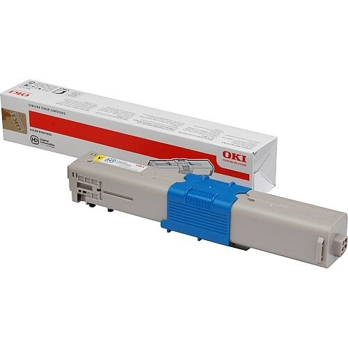 OKI 44973533 Yellow Toner Cartridge
