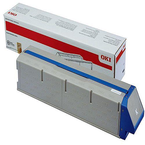 OKI 45536508 Black High Capacity Toner Cartridge