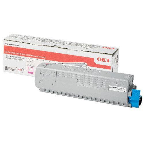 Oki C834/844 HY Laser Cartridge Magenta 46861306
