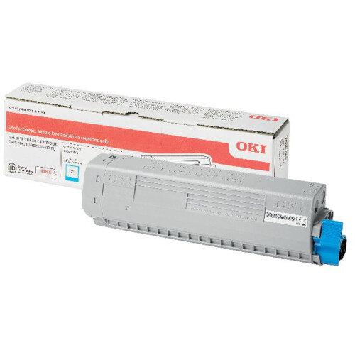 Oki C834/844 HY Laser Cartridge Cyan 46861307