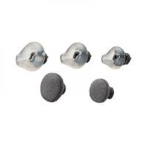 Plantronics Ear Tip Kit for CS70 Wireless Headsets (Comprises of 3 Gel and 3 Foam Tips)