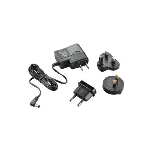 Plantronics CS Family Universal AC Power Adaptor 9V 500mA UK&EURO